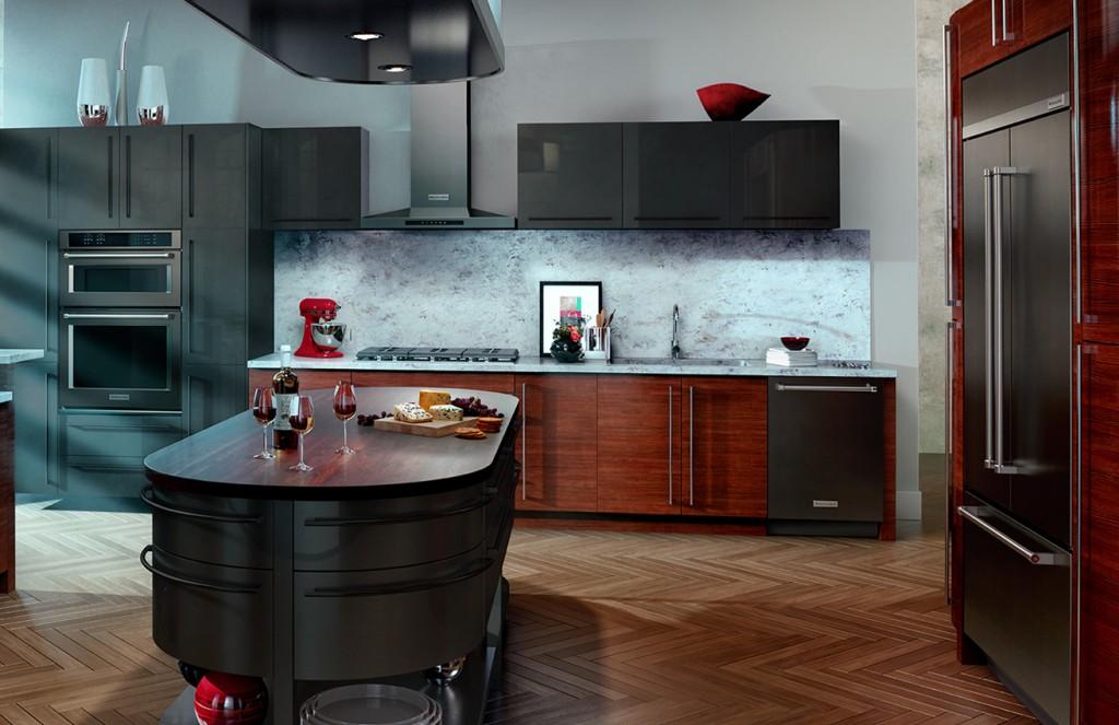 kitchenaid-kitchen-black-stainless-suite