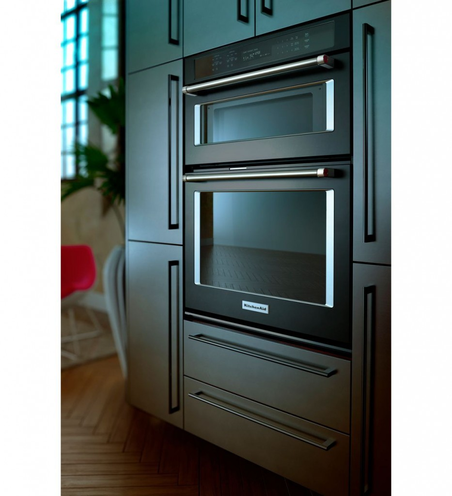 Kitchenaid Appliances Black Stainless Black Stainless Suite From Kitchenaid  She's Influential