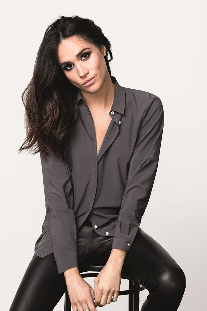 Meghan Markle Designs Fall Workwear Collection for Reitmans (CNW Group/Reitmans (Canada) Limited)