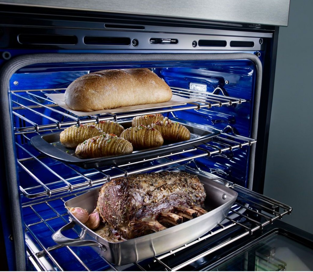 wall-oven-even-heat-true-convection-kitchenaid-inside