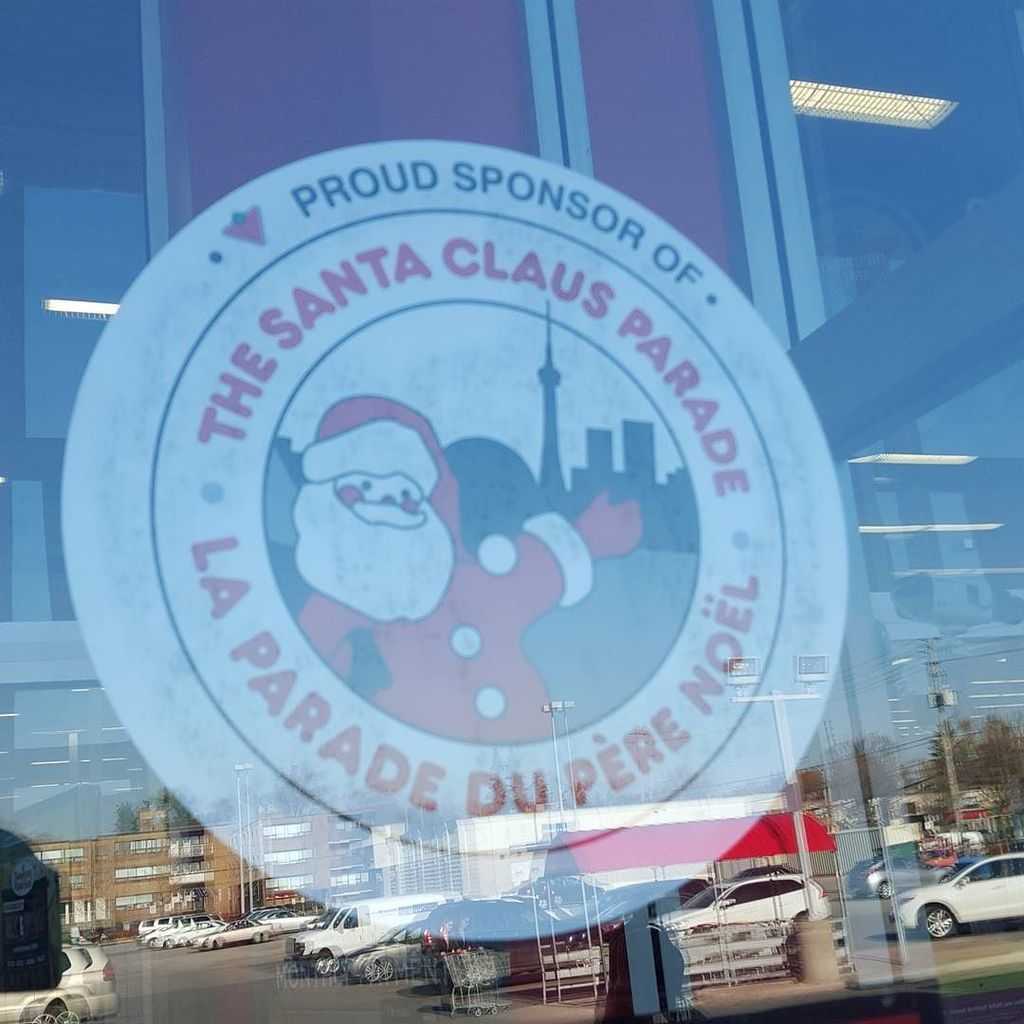Canadian Tire santa Clause