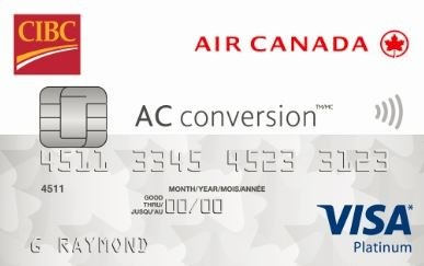 The new CIBC Air Canada Conversion Visa Prepaid Card holds up to 10 foreign currencies and can be used at retailers around the globe, wherever Visa is accepted. (CNW Group/CIBC)
